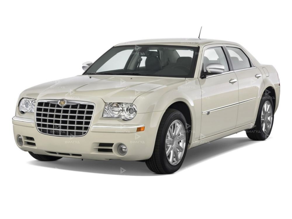 Диагностика ошибок сканером Chrysler 300C в Улан-Удэ