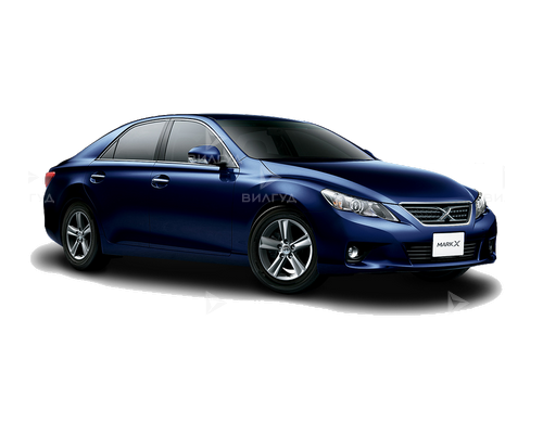 Диагностика ошибок сканером Toyota Mark X в Улан-Удэ